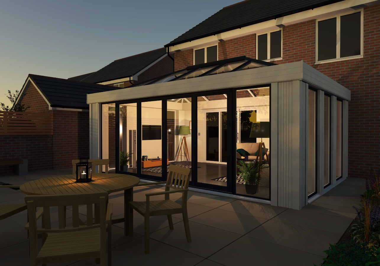 House Extensions, Hertford | Glass Extension Prices ...