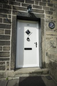 White Composite Door Price Hertfordshire