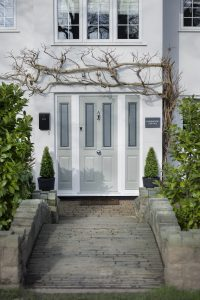 Composite Back Doors Prices Hertfordshire