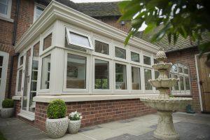 Classic Modern Heritage Style Window Hertfordshire
