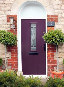 Contemporary Composite Doors Prices Hertfordshire