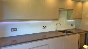 sink splash back hertford