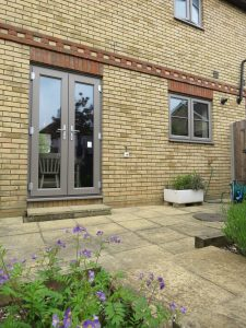 French doors Harlow