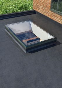flat roof light ultraframe hertford