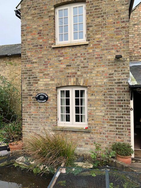 R9 flush casment windows Hertfordshire